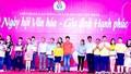 TP HCM: Gia đình tiêu biểu góp phần bảo tồn, phát huy giá trị truyền thống tốt đẹp