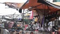'Bà hỏa tấn công', chợ Rạch Sỏi thiệt hại lớn