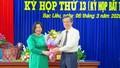 Bà Cao Xuân Thu Vân được bầu giữ chức Phó Chủ tịch HĐND tỉnh Bạc Liêu nhiệm kỳ 2016 – 2021