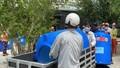 Kiên Giang trao bồn chứa nước cho người dân bị ảnh hưởng hạn mặn