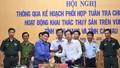 Kiên Giang và Cà Mau ký kết tuần tra chung và chống khai thác IUU