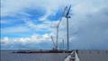 Khởi công giai đoạn 2 - Dự án Nhà máy Điện gió Đông Hải 1