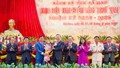 Khai mạc Đại hội đại biểu Đảng bộ tỉnh Cà Mau lần thứ XVI