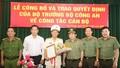 Công bố và trao Quyết định bổ nhiệm Phó Giám đốc Công an tỉnh An Giang