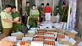 Phát hiện hơn 1.600 chai và can thuốc bảo vệ thực vật nhập lậu