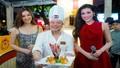 Á hậu Tường San, diễn viên Ninh Dương Lan Ngọc tham dự sự kiện ẩm thực thu hút 60.000 lượt khách
