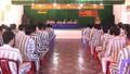 10 phạm nhân ở Trại giam Hoàng Tiến được tha tù trước thời hạn có điều kiện dịp lễ 30/4