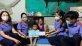 VKSND tỉnh Hải Dương tặng hơn 17 triệu đồng cho cháu bé mồ côi, mắc bệnh ung thư
