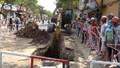 Một công nhân thiệt mạng trong lúc thi công hệ thống thoát nước