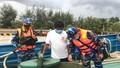Bộ Tư lệnh Vùng Cảnh sát biển 4 tạm giữ tàu nước ngoài chở khoảng 150.000 lít dầu không rõ nguồn gốc