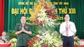 Đảng Bộ Bộ đội Biên phòng tỉnh Tây Ninh tổ chức Đại Hội Đảng Bộ lần thứ XIII nhiệm kỳ 2020-2025