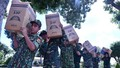 Bộ đội Biên phòng Tây Ninh bắt giữ 9000 gói thuốc lá nhập lậu