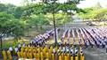 Đồng Nai: Trường THCS Ngô Thời Nhiệm trao 100 phần quà trong lễ khai giảng năm học mới.
