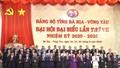 Ông Phạm Viết Thanh được bầu tiếp tục giữ chức Bí thư tỉnh ủy Bà Rịa - Vũng Tàu khoá VII