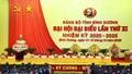 Khai mạc Đại hội đại biểu Đảng bộ tỉnh Bình Dương lần thứ XI nhiệm kỳ 2020 – 2025