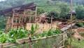 Mưa to, lốc xoáy gây thiệt hại ở Lào Cai