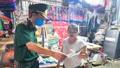 Đồn Biên phòng Pa Tần tuyên truyền pháp luật và phòng chống dịch bệnh Covid-19