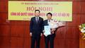 Công bố Quyết định tiếp nhận, bổ nhiệm chức vụ Giám đốc Sở Nội vụ Lào Cai