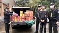 Bắt giữ vụ mua bán, vận chuyển trái phép gần 44 kg pháo hoa nổ