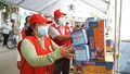 Hội Chữ thập đỏ TP Quảng Ngãi hỗ trợ khu dân bị cách ly