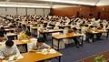 Hơn 10.000 ứng viên trình độ ĐH thi tuyển vào Samsung VN