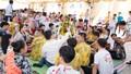 Ấm áp Tết cổ truyền Bunpimay của hơn 300 lưu học sinh Lào tại Quảng Bình