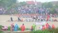 Hàng chục nghìn người đội mưa vui Tết độc lập trên quê hương Đại tướng Võ Nguyên Giáp