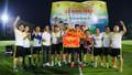 Sôi động Giải bóng đá Hoàng Thịnh Phát mở rộng lần thứ nhất