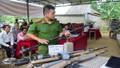 Tổ chức thu hồi vũ khí và thuốc nổ tại Thừa Thiên Huế