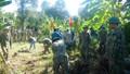 Gần 100 cán bộ, chiến sĩ Thừa Thiên Huế ra quân giúp dân xây dựng nông thôn mới