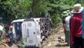 Danh tính các nạn nhân tử vong trong vụ tai nạn xe khách ở Quảng Bình