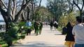 Công an thành phố Huế xử phạt 5 trường hợp không đeo khẩu trang nơi công cộng