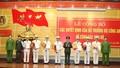 Công an Quảng Bình điều động 7 Trưởng phòng, Trưởng công an huyện