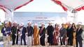 Khởi công xây dựng Khu công nghiệp Bá Thiện - phân khu I tại Vĩnh Phúc