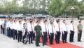 Lãnh đạo tỉnh Phú Thọ dâng hương tưởng niệm các Anh hùng Liệt sĩ