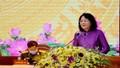 Phó Chủ tịch nước dự Đại hội Thi đua yêu nước tỉnh Bắc Giang lần thứ V