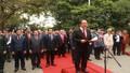 Phó Thủ tướng Trương Hòa Bình dâng hương tưởng niệm các Vua Hùng