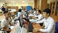 Vĩnh Phúc đứng thứ 29 cả nước về đăng ký kinh doanh qua mạng