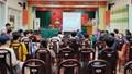 Trên 640 nam công dân thành phố Vĩnh Yên trong độ tuổi 17 tham gia đăng ký nghĩa vụ quân sự lần đầu