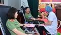 Biểu dương 28 cá nhân nhiều lần hiến máu tình nguyện