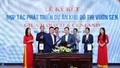 DabacoGroup và CenLand ký kết hợp tác phát triển dự án KĐT Vườn Sen
