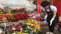 Sát 20/10, hoa nhập khẩu đắt đỏ, hút khách