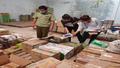 Đồng Tháp tổ chức tiêu hủy 9 tấn hàng hóa vi phạm