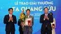 Giải thưởng Tạ Quang Bửu 2021: Có 4 đề cử của hai ngành khoa học