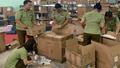 Thu giữ lô thiết bị điện tử nhập lậu tại kho hàng thuộc Công ty TNHH MIMISO VIỆT NAM