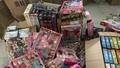 Phạt 12 triệu đồng một siêu thị vì bán đồ chơi trẻ em không có hóa đơn