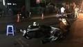 Lại thêm một vụ tai nạn liên tiếp giữa xe ô tô và xe máy khiến 8 người bị thương