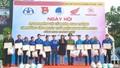 """Hơn 1.000 đoàn viên, thanh niên Khánh Hoà tham gia Ngày hội """"Thanh niên với văn hóa giao thông"""""""