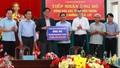 Đảng ủy Khối các cơ quan Trung ương hỗ trợ đồng bào thiệt hại do bão, lũ ở Phú Yên