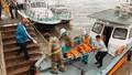 Cứu 4 thuyền viên trên tàu nước ngoài
